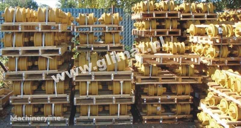 novi vučeni valjak za građevinske mašine KOMATSU D41P