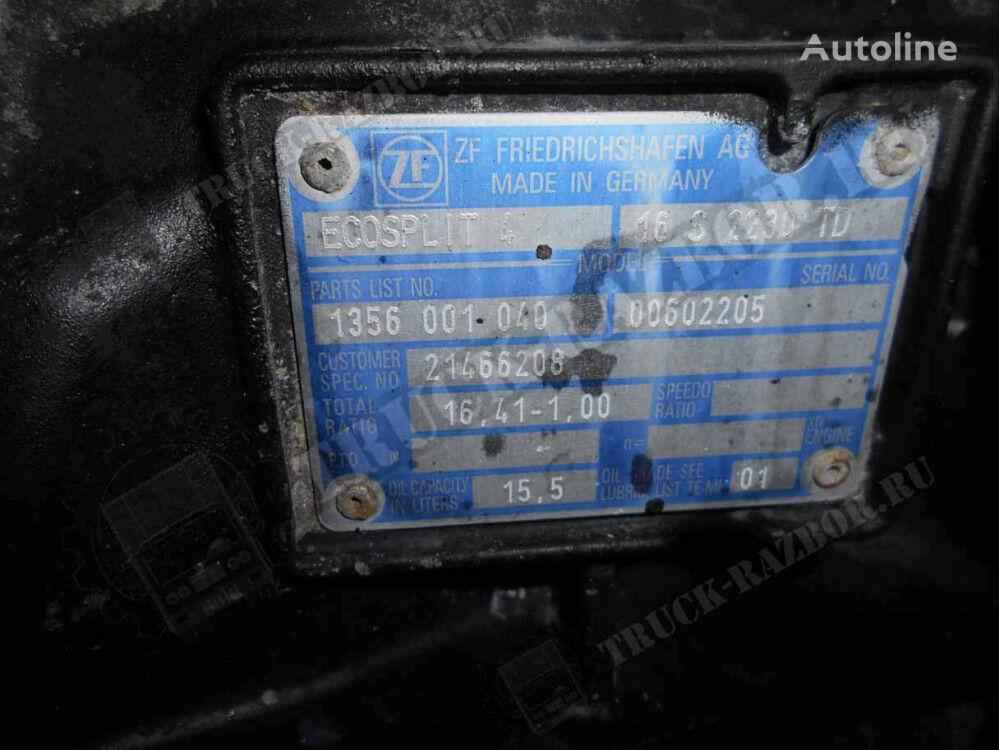 16S2230TD menjač za RENAULT tegljača