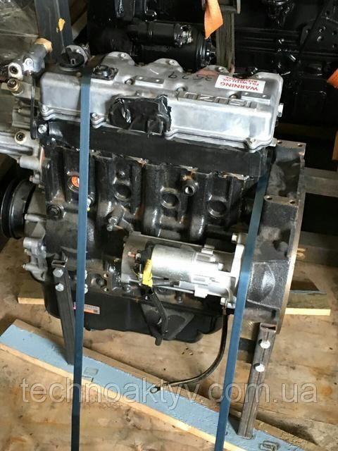 JCB 4LE1/4LE2 motor za ISUZU Hitachi, Kobelco, Iseki, TCM bagera