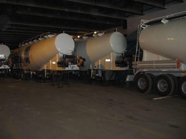 novi šleper za prevoz cementa LIDER LIDER NEW 2017 MODELS bulk cement trailer