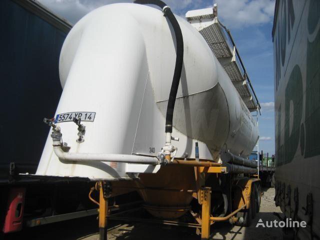 šleper za prevoz cementa SPITZER Non spécifié