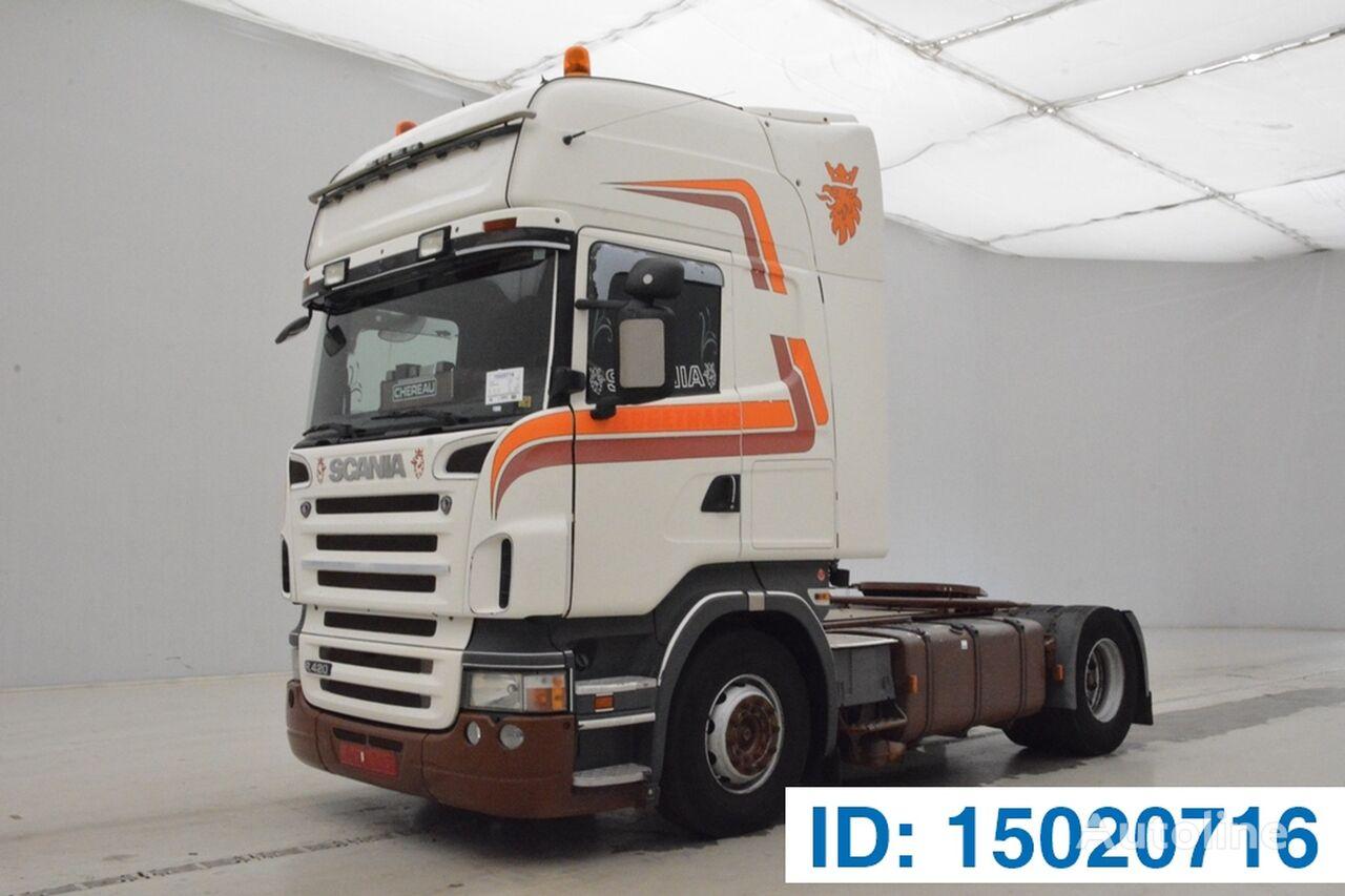 tegljač SCANIA R420 TOPLINE