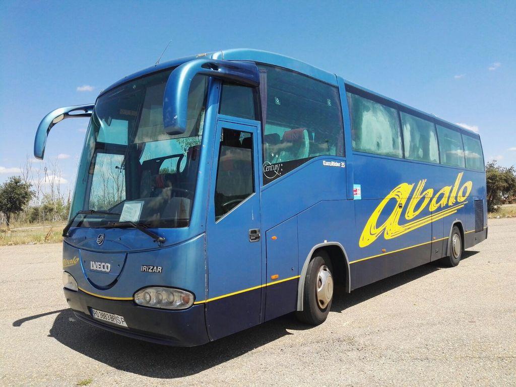 turistički autobus IVECO eurorider 35