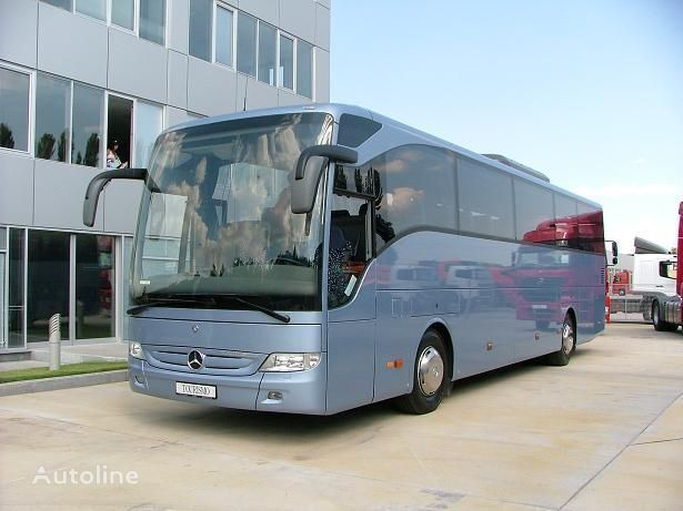 novi turistički autobus MERCEDES-BENZ Tourismo