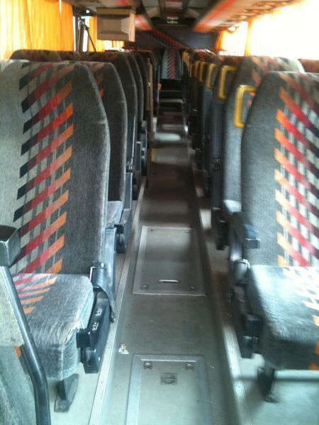turistički autobus VOLVO Vanhool
