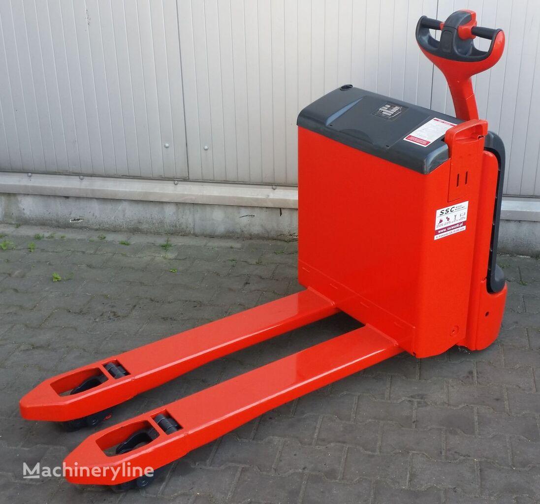 električni paletar LINDE T18