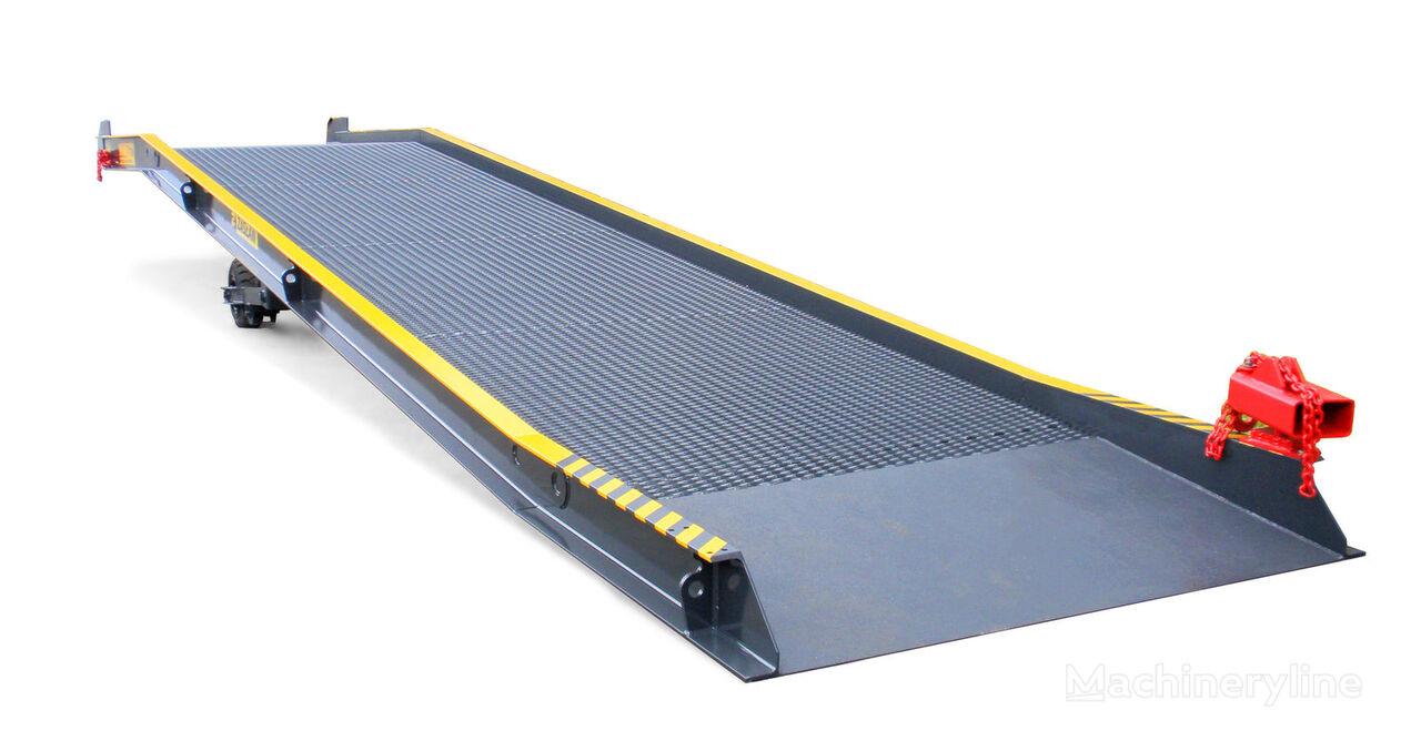 nova mobilna utovarna rampa MOBILE RAMP RM.07